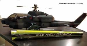 Align Cobra vs SAB Goblin Tail Boom